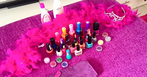 My Pretty Pamper Party Packages3